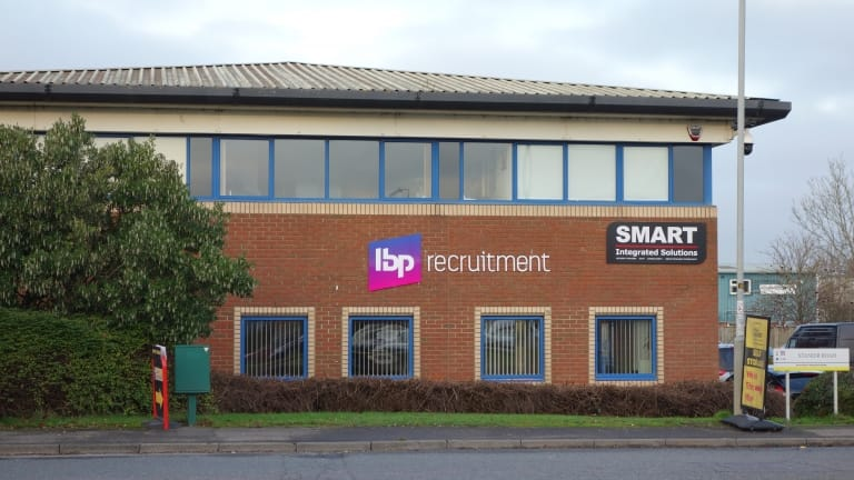 IBP Recruitment Ltd new office