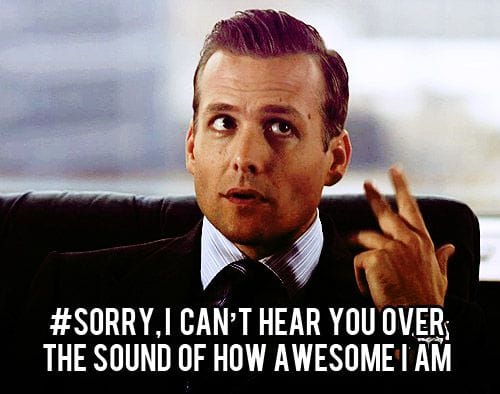 Harvey Spector Image