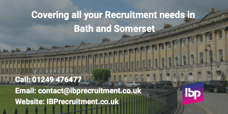 Recruitment in Bath and Somerset