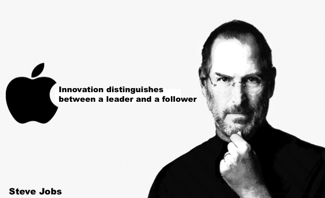 Steve Jobs Quote On Innovation