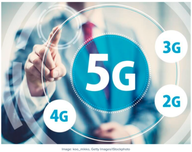 5G upgrades in the UK